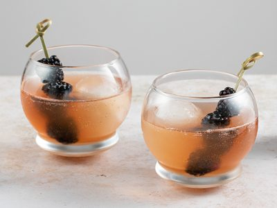 Hector's Bramble Cocktail