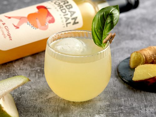 Wilma's Tooty Fruity Cocktail